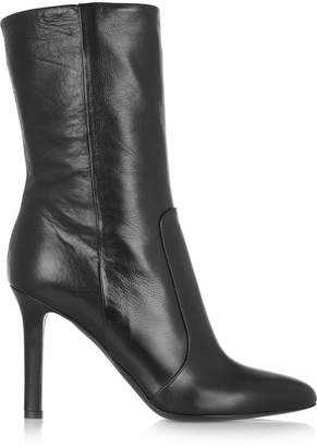 Tamara Mellon Chief Designer Jimmy Choo Rebel 90MM Boots 11