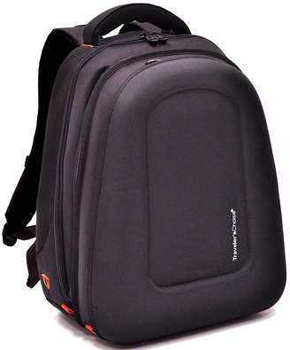 Traveler's Choice TRAVELERS CHOICE Compression-Molded EVA Expandable Laptop Backpack