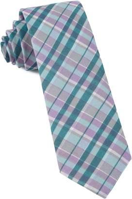 The Tie Bar Ultraviolet Plaid