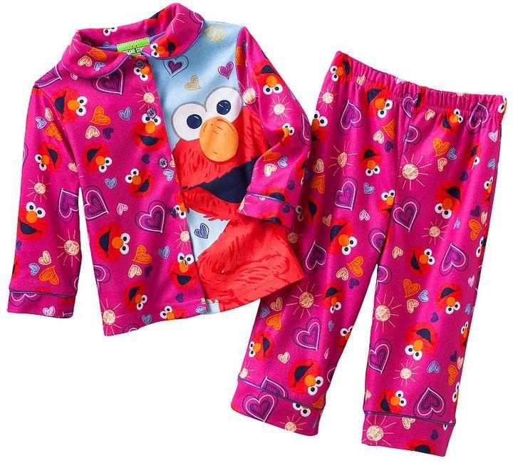 Sesame Street hello sunny pajama set - baby