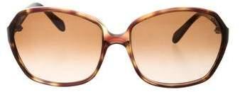 Thakoon Grace Tortoiseshell Sunglasses