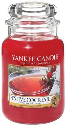 Yankee Candle Festive Cocktail Large Jar Candle