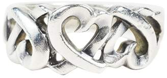 Tiffany & Co. Paloma Picasso Sterling Silver Band Ring Size 5.5