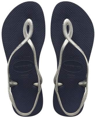 Havaianas Women's H. Luna Rubber Sandal - 8M