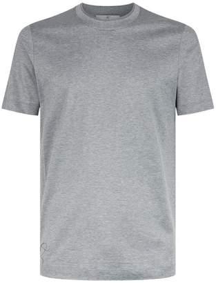 Canali Logo Hem T-Shirt