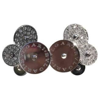 Bulgari Cicladi Silver White gold Earrings