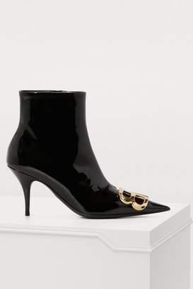 Balenciaga BB ankle boots