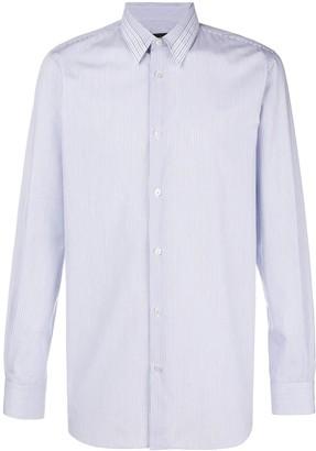 Stella McCartney contrast collar shirt
