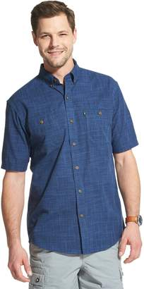 G.H. Bass Men's Salt Cove Surfwash Button-Down Shirt