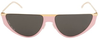 Mykita Martine Rose Selina Metal Sunglasses