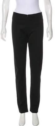 Zero Maria Cornejo Mid-Rise Skinny Pants