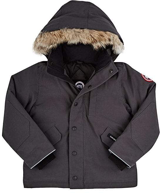 Kids' Logan Tech-Fabric Youth Parka