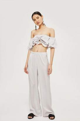 Oh My Love **Wide Leg High Waisted Trousers