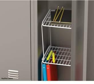 Panacea Products Locker Stacking Shelf-White