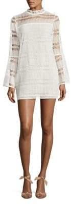 Tularosa Matilda Lace Mini Dress