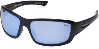 Revo Sunglasses Bearing RE 4057 01 BL Polarized Rectangular Sunglasses