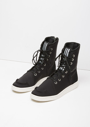 Yohji Yamamoto High Top Sneaker $670 thestylecure.com