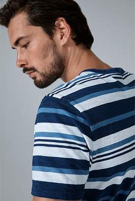 Country Road Indigo Multi Stripe T-Shirt