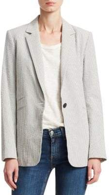 Rag & Bone Ridley Striped Blazer