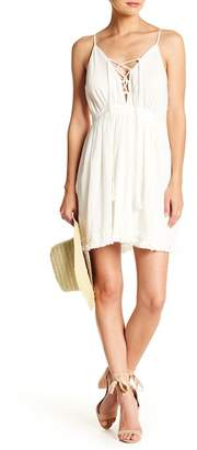 The Jetset Diaries TJD Cape Town Lace-Up Dress