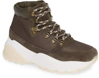 Steve Madden Stampede Sneaker Boot