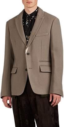 Haider Ackermann Men's Wool Two-Button Sportcoat