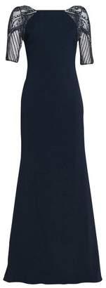 Badgley Mischka ロングワンピース&ドレス