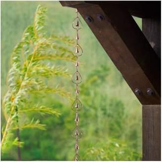 Viva Terra VivaTerra Rain Chain Bell