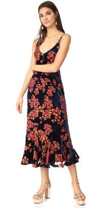 Saloni Aidan Dress $695 thestylecure.com