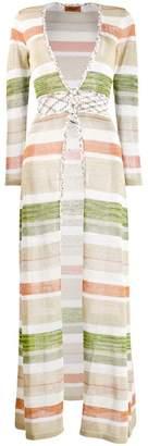 Missoni striped maxi cardigan