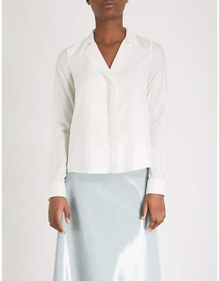 Jil Sander Felicia silk-blend shirt