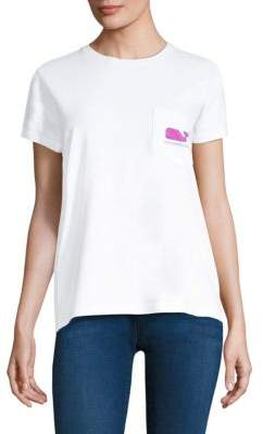 Vineyard Vines Banana Leaf Pocket Tee