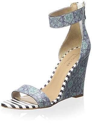 Nicole Miller Artelier Women's Galapagos Wedge Sandal