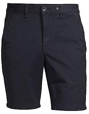 Rag & Bone Men's Classic Stretch Cotton Chino Shorts