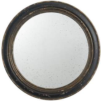A&B Home French Chic Vintage Round Wall Mirror