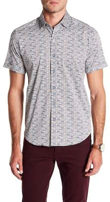 Robert Graham Colton Printed Tailored Fit Shirt