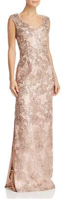 Aidan Mattox Embellished Gown - 100% Exclusive