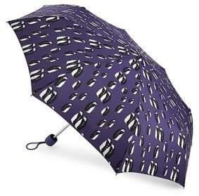 Fulton Penguin Print Umbrella