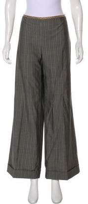 Paule Ka High-Rise Wide-Leg Pants