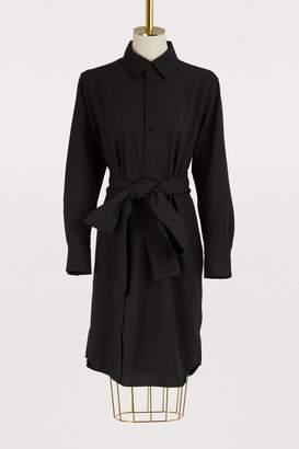 Acne Studios Belted shirt dress
