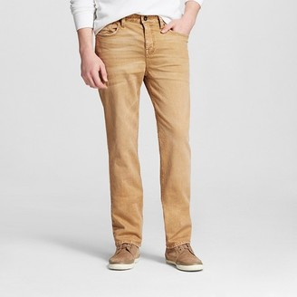 Mossimo Supply Co. Men's Straight Jeans Khaki - Mossimo Supply Co. $24.99 thestylecure.com