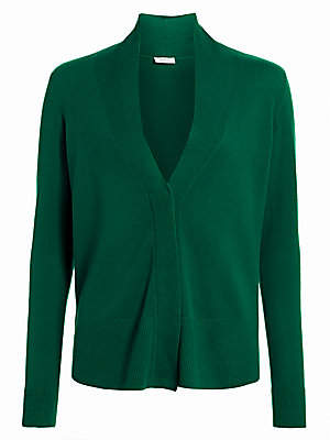Akris Punto Women's Wool & Cashmere V-Neck Cardigan