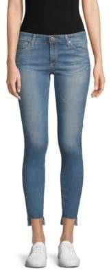 AG Jeans Step-Hem Ankle Jeggings