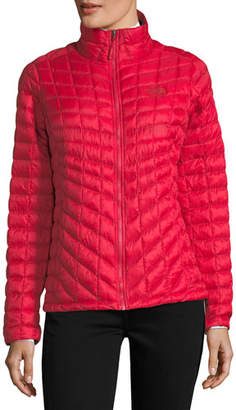 The North Face ThermoballTM Full Zip Jacket, Red