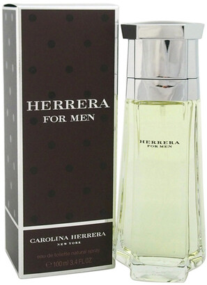 Carolina Herrera Men's 3.4Oz Herrera Eau De Toilette Spray