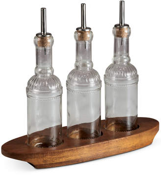Picnic Time Heritage Collection by Fabio Viviani Oil, Vinegar, & Mix Set