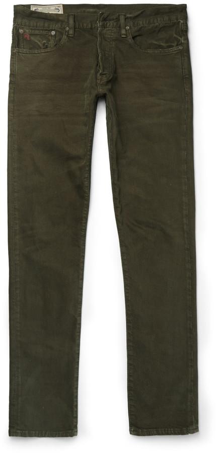 Polo Ralph LaurenPolo Ralph Lauren Slim-Fit Stretch-Denim Jeans