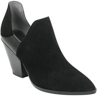Sigerson Morrison Cathy Suede Notched Boots