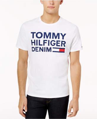 Tommy Hilfiger Men Graphic-Print T-Shirt