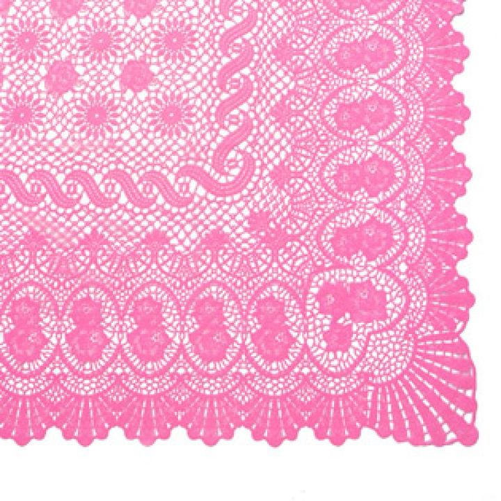 Vinyl Lace Tablecloth by Lovely Lovely